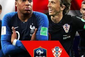 Nhận định tỷ lệ thẻ vàng Pháp vs Croatia (22h00 ngày 15.7)