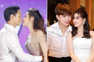 Ngày cuối tuần, Hà Hồ - Kim Lý chiếm sóng showbiz khi chỉ vì Facebook mà ai cũng tưởng cặp tình nhân đôi ngả đã chia ly