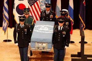 Mỹ - Triều đàm phán hồi hương hài cốt binh sĩ