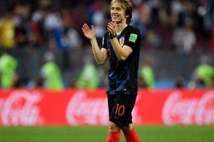 Kaka: 'Bóng đá chỉ như 1 điệu nhảy với Luka Modric'