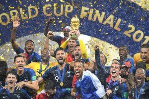Hạ gục Croatia, Pháp vô địch World Cup sau 20 năm