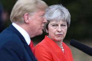 Tổng thống Mỹ Donald Trump khuyên Thủ tướng Anh khởi kiện EU