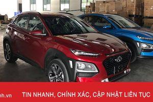 Hyundai Kona lộ diện tại Việt Nam, ra mắt tháng 8