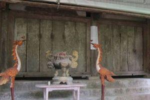 Tục thờ 'thần rắn cụt đuôi' và chuyện cầu mưa kỳ lạ