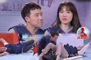 Teaser tập 9: Điều gì đã khiến Trường Giang, Kỳ Duyên ngất xỉu, Trấn Thành - Hari 'rối loạn tiền đình'?