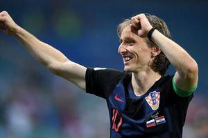 Đội trưởng của Croatia đã thắng 10 trận chung kết liên tiếp