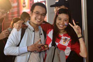 3.000 bạn trẻ Sài thành tụ hội chờ CK World Cup