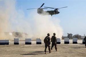 Mỹ chuẩn bị mở căn cứ quân sự mới tại Iraq?