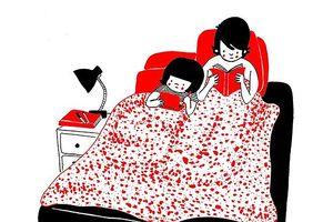 Tình yêu ngọt ngào đến từ những điều giản dị trong cuộc sống