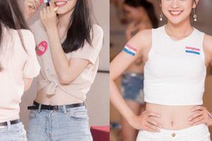 Người đẹp Hoa hậu Việt Nam mừng Pháp vô địch