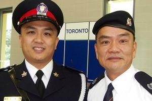 Ken Lam: Cảnh sát gốc Á được vinh danh anh hùng Canada