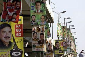 Bầu cử Pakistan và yếu tố Trung Quốc