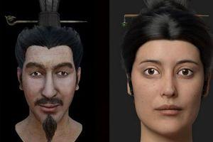 Đây có thể là gương mặt của phi tần và con trai của Tần Thủy Hoàng chết thảm trong vụ thảm sát hoàng gia