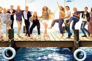 Phim chiếu rạp từ 16 - 22/7: Phim 'Mama Mia' trở lại sau 10 năm