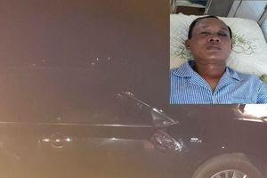 Nam Định: Khởi tố đối tượng đập phá xe ô tô, hành hung chủ xe