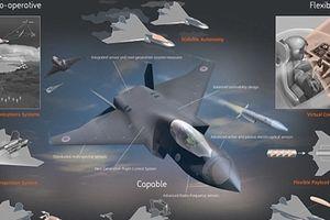 Anh chi tiền khủng chế tạo siêu máy bay chiến đấu thế hệ mới