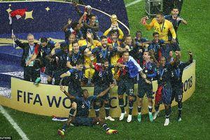 Những sự kiện đáng nhớ nhất tại World Cup 2018