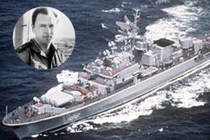 Cuộc nổi loạn trên chiến hạm chống ngầm hiện đại nhất của Liên Xô