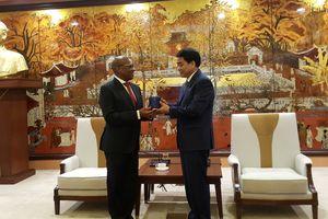Hà Nội khuyến khích doanh nghiệp Nam Phi tăng cường hoạt động, đầu tư