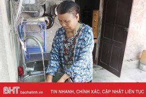 Thêm 15.000 người dân nông thôn được sử dụng nước sạch
