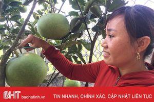 Thuận Lộc tích cực xây dựng vườn đẹp, nhà sạch