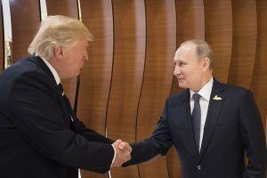 Chiến thắng sớm của ông Putin trước cái bắt tay thượng đỉnh với ông Trump