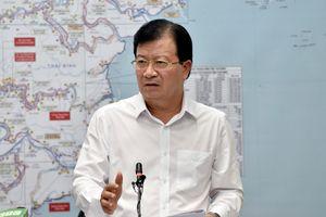 Phó Thủ tướng Trịnh Đình Dũng: Triển khai nhiều phương án bảo đảm an toàn tuyệt đối cho người dân 