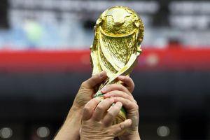 Cận cảnh hành trình đưa chiếc cup FIFA đến trận chung kết World Cup 2018
