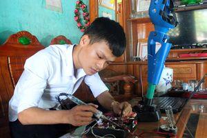 Cậu học trò trường làng mê sáng chế