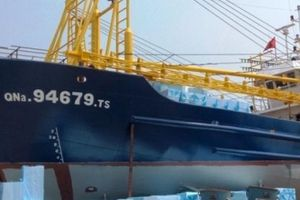 Sau ngân hàng, đến lượt công ty kiện ngư dân vì vụ tàu 67 hỏng