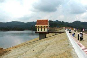 Vì sao dự án hồ chứa Krông Pách Thượng 'đội' vốn 2.700 tỷ đồng?