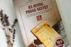 'Hà Hương phong nguyệt' – tiểu thuyết quốc ngữ đầu tiên của Việt Nam?