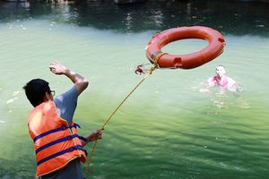 Bài học về sơ cứu đuối nước