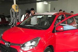 Toyota Wigo về Việt Nam, 'phả hơi nóng' lên Morning, i10