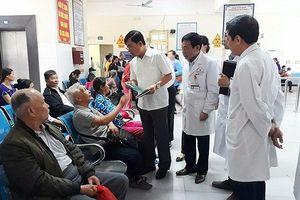 Hà Nội: Hơn 2.100 tỷ đồng 'rót' cho bệnh viện huyện, 84% người bệnh hài lòng