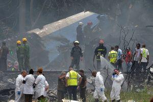 Máy bay Boeing 737 của Cuba rơi là do lỗi của phi công