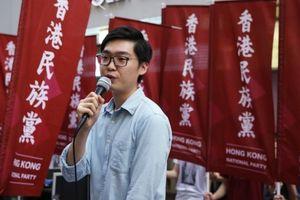 Đảng ly khai Hồng Kông đối mặt nguy cơ bị cấm hoạt động