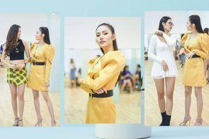 Ngắm nhìn dàn thí sinh Siêu Mẫu Việt Nam 2018, hoa hậu Diệu Linh chỉ có thể thốt lên: 'Đẹp quá'!