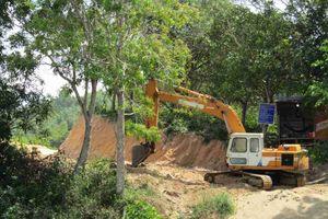 Phú Yên: Yêu cầu Công ty TNHH Xây dựng Việt Phát Đạt dừng khai thác cát chờ sự đồng thuận của người dân