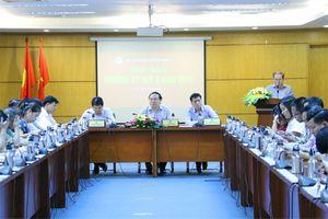 Bộ Tài nguyên và Môi trường họp báo Quý II/2018