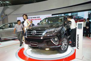 Toyota bất ngờ tung 'kẻ lạ mặt' ào ạt xâm nhập Việt Nam