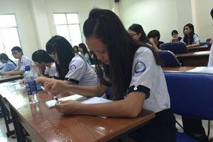 Trường ĐH Sài Gòn lấy điểm 'sàn' từ 15-18 điểm