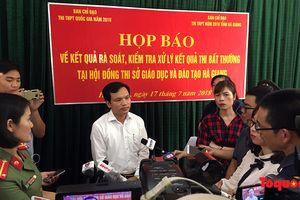 Kết quả thi bất thường tại Hà Giang: Cựu Cục trưởng Cục CNTT nói về lỗ hổng của thi trắc nghiệm