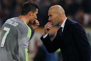 Zidane sắp tái hợp với Ronaldo tại Juventus?