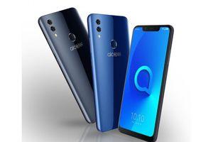 Alcatel 5V: Smartphone giá rẻ, camera kép và pin 'khủng'