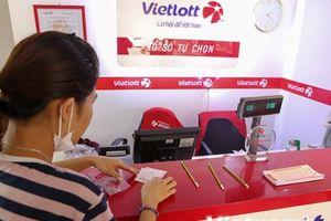 Vietlott báo doanh thu gần 7.900 tỷ đồng sau 2 năm kinh doanh