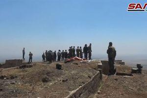 Israel khuyên dân Syria tránh xa biên giới sau cao điểm Al-Harrah