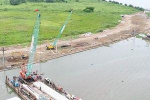 Doanh nghiệp chi 60 tỷ triển khai giai đoạn II tuyến kè trên sông Sài Gòn