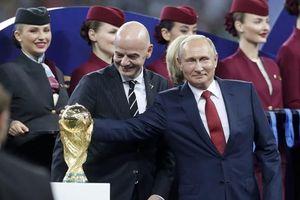 World Cup 2018 và nước Nga thân thiện
