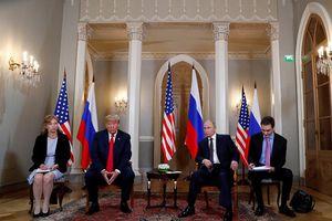 Người phụ nữ duy nhất nắm được nội dung cuộc họp riêng giữa ông Trump và ông Putin